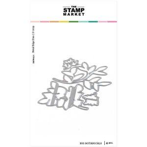 The Stamp Market Big Botanicals Die Set