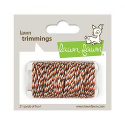 Lawn Fawn Trimmings Hemp Cord - Spooky