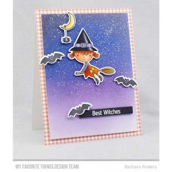 My Favorite Things Best Witches Die-namics