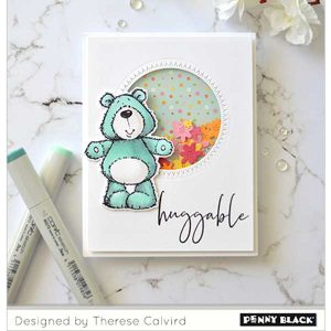 Penny Black Huggable Stamp Set class=