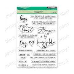 Penny Black Huggable Stamp Set