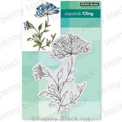 Penny Black Bliss Cling Stamp