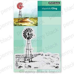 Penny Black Country Life Cling Stamp