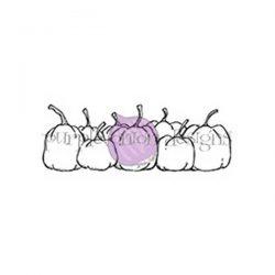 Purple Onion Designs Gathered Pumpkins Stamp