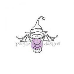 Purple Onion Designs Trouble Stamp