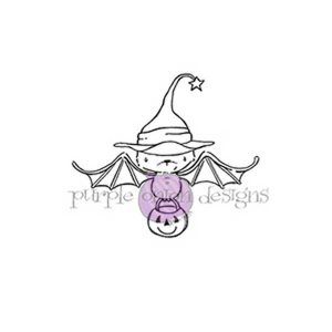 Purple Onion Designs Trouble Stamp