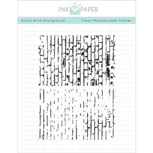 Ink To Paper Rustic Brick Background