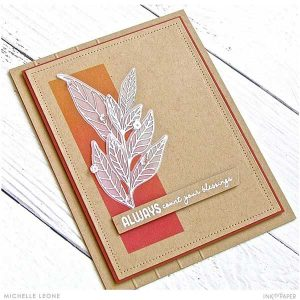 Ink To Paper Just Sentiments: Grateful Heart Mini Stamp Set class=