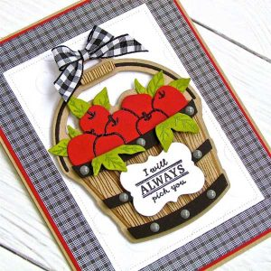 Ink To Paper Tag Creations: Delightful Bunch Mini Stamp Set class=