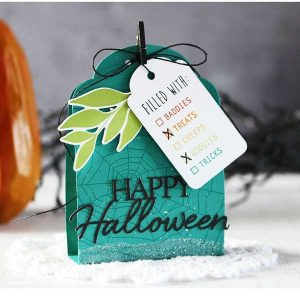 Ink To Paper Halloween Fillings Stamp class=