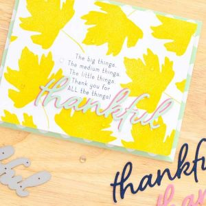 Ink To Paper Inside Greetings: Gratitude Mini Stamp Set class=