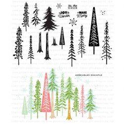 Papertrey Ink Enchanted Forest Stamp Set