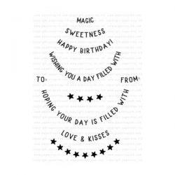 Papertrey Ink Potbellies Everyday Sentiments Mini Stamp Set