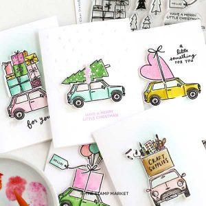The Stamp Market So Mini Hellos Die Set class=