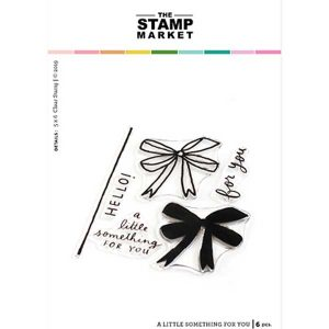 The Stamp Market A Little Something Stamp Set