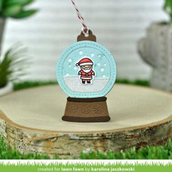 Lawn Fawn Tiny Christmas Stamp Set