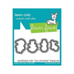 Lawn Fawn Tiny Christmas Lawn Cuts