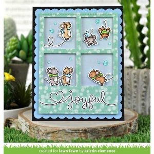 Lawn Fawn Foursquare Backdrop - Portrait Lawn Cuts class=