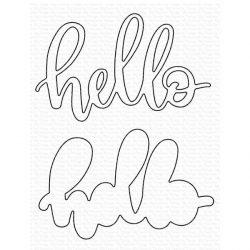 My Favorite Things Little Hello Die-namics