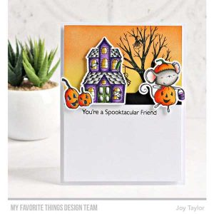 My Favorite Things Spooktacular Friends Stamp Set class=