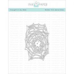 Ink To Paper Caught In My Web Die