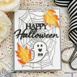 Ink To Paper Ghosts and Ghoulies Die Set