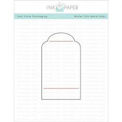 Ink To Paper Tent Style Packaging Die