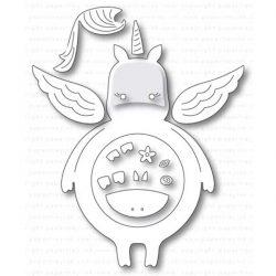 Papertrey Ink Potbellies: Unicorn Die