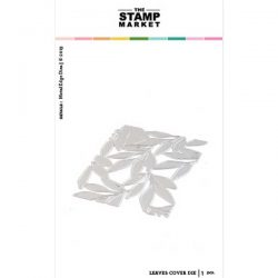 The Stamp Market Leaves Cover Die