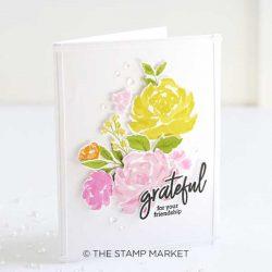 The Stamp Market Friendship Die Set
