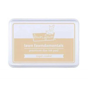 Lawn Fawn Sugar Cookie Ink Pad