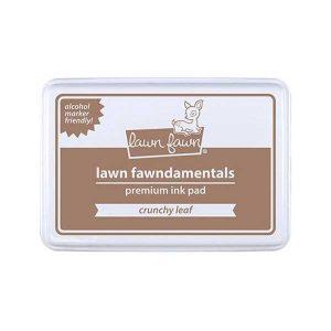 Lawn Fawn Crunchy Leaf Ink Pad
