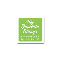 My Favorite Things Premium Dye Ink Cube - Green Room