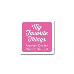 My Favorite Things Premium Dye Ink Cube - Ripe Raspberry