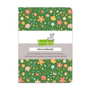 Lawn Fawn Fall Fling Mini Notebooks