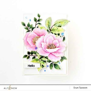 Altenew Wallpaper Art Stamp Set class=