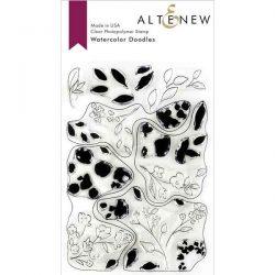 Altenew Watercolor Doodles Stamp Set