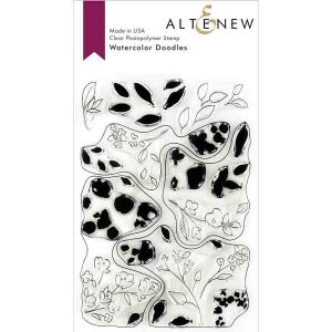 Altenew Watercolor Doodles Stamp Set