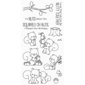 My Favorite Things BB Squirrel! Stamp Set