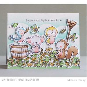 My Favorite Things SY Piles of Fun Stamp Set class=