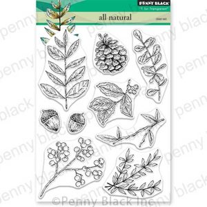 Penny Black All Natural Stamp Set