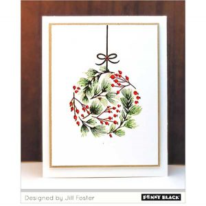 Penny Black Nature's Decor Stamp Set class=