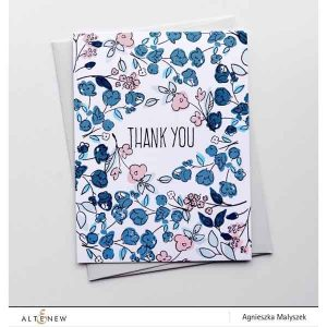 Altenew Watercolor Doodles Stamp Set class=