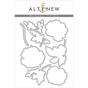 Altenew Wallpaper Art Die Set