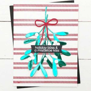 Concord & 9th Mistletoe Messages Stamp Set class=