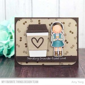 My Favorite Things Pure Innocence Grande-Sized Love Stamp Set class=