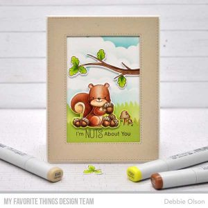 My Favorite Things BB Squirrel! Stamp Set class=