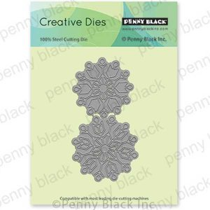 Penny Black Polar Pair Die Set