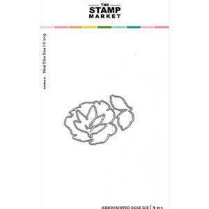 The Stamp Market Handpainted Rose Die Set