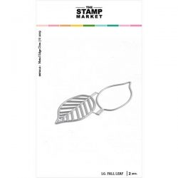 The Stamp Market Large Leaves Die Set